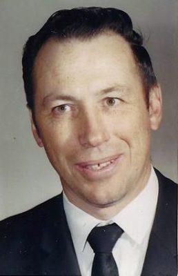 Shunter, David Ernest
