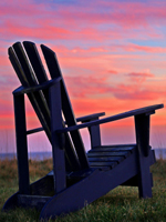 Sunset Chair w